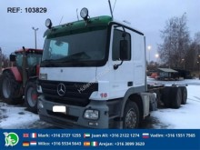 camión Mercedes ACTROS 2544 - SOON EXPECTED - 6X2 CHASSIS