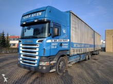 camión Scania R420 6x2 Topline Retarder Combi Renders