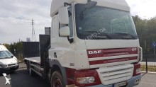 camión plataforma elevadora DAF