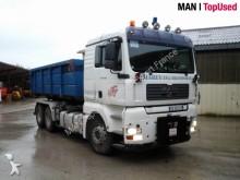 camión MAN TGA 33.530 6X4 BB