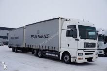 camion MAN / TGA / 26.400 / / ZESTAW 120 M3 / MANUAL