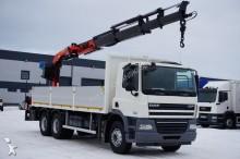 camion DAF / 85.410 / / SKRZYNIOWY + HDS