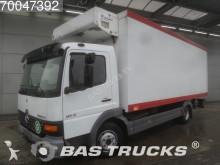 camión Mercedes Atego 815 L 4X2 Ladebordwand Euro 2 German-Truck