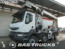 camión Renault Kerax 410 8X4 Manual Big-Axle Steelsuspension Eu