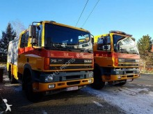 camion APS (auto pompa serbatoio) / soccorso stradale DAF