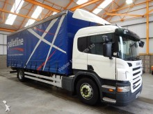 camión Scania P230 4 X 2 CURTAINSIDER - 2007 - NK07 EXT