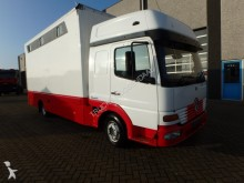 camion Mercedes 815 HORSETRUCK + RIGHT HAND STEERING