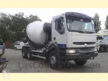 camión hormigón cuba / Mezclador Renault