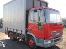 camion Teloni scorrevoli (centinato alla francese) altro centinato alla francese Iveco