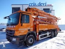 camion Mercedes 3341 6x4 Cifa 36 m