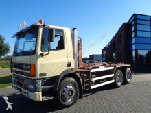 camion DAF CF85.380 6x4 / Full Steel / EURO 2