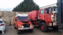 camion camion-cisterna incendi forestali Brimont