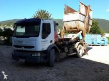 camion multibenna Renault