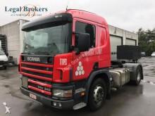 camion Scania 114G (111093) - Trekker