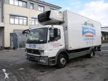 camion Mercedes Atego 1222L Kühl Bi-Temp Carrier Supra 950MT