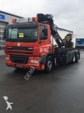 camion DAF CF 85.480* LIV L2493P* Kran* Greifer* Abroll*
