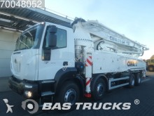 camión Astra HD9 84.42-80 8X4 Manual Big-Axle Steelsuspension