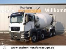camión MAN TGS 35.400 8x4, 10 m³, Klima