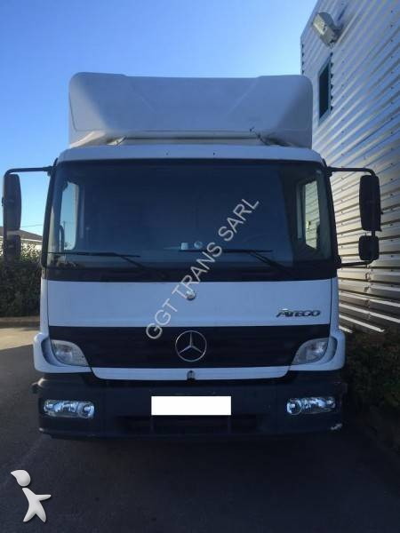 camion mercedes fourgon atego 1323 4x2 euro 3 hayon occasion n 1881108. Black Bedroom Furniture Sets. Home Design Ideas