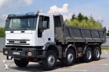 camión Iveco EuroTrakker 340E35 Kipper 6,20 m + Bordmatic 8x4