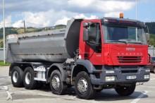 camión Iveco Trakker 440 * Kipper 8x4 * Top Zustand