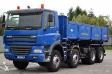 DAF CF 85.380 * Kipper 6,10 m * Bordmatic * 8x4! truck