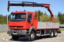 camión caja abierta usado