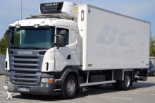 camion Scania R480 Kühlkoffer 7,75 m Ladebordwand Top Zustand