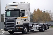 camion Scania R420 * Fahrgestell 7,30 m * Top Zustand!