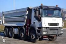 camión Iveco Trakker 440 Kipper * 8x4 Top Zustand!