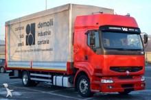 ciężarówka Renault Premium 370 Pritsche + Plane 7,50 m Top Zustand