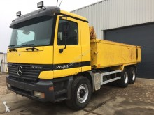 camión Mercedes Actros 2653 6x4 - Airco - Manual - Full Steel
