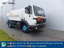 Mercedes oil/fuel tanker truck