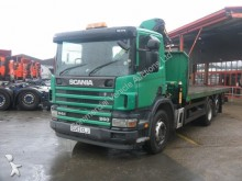 Scania P94.260 truck