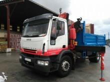 camión Iveco CAMION GRUA IVECO 4X2 FASSI 190 2005