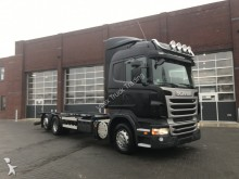 camion Scania R420 chassis cabine