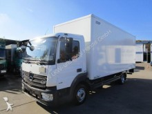 camion Mercedes ATEGO IV 816 Koffer 6,10 m LBW 1 to. * EURO 6