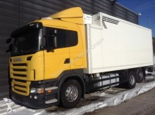 camión Scania R 420LB6x2MNB SCHMITZ THEMO-KING (Euo5 Klima)