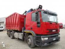 camion Iveco Eurotech 400 CARICATORE