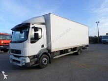 camion furgone plywood / polyfond Volvo