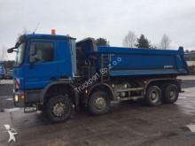 camión Mercedes ACTROS 4141 EURO5 8x8 Muldenkipper SCHMITZ