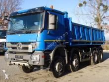 camión Mercedes ACTROS 4141 8x8 Euro5 Meiller 3Seitenkipper TÜV