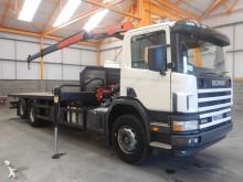 camion plateau standard Scania