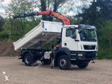 camion MAN TGM 18.340 4X4 PK 11001 EURO 6