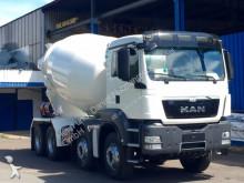 camion MAN TGS 41.400 8x4 12m³ L&T ( 10 x Vorhanden )
