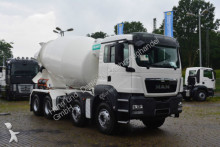 camion MAN TGS 41.400 8x4 10m³ L&T ( 10 x Vorhanden )