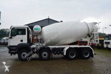 camion cisterna polverulenti MAN