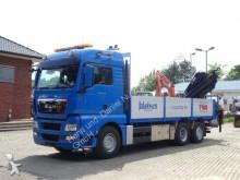 camión MAN TGX 26480 6X2 HIAB 166E5 EURO 5 17.3m