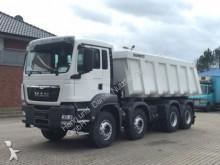 camion MAN TGS 41400 8X4 SCHMITZ Mulden 20m³