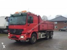 camion Mercedes 2655 6x4 / Klima / Retarder / Kupplung